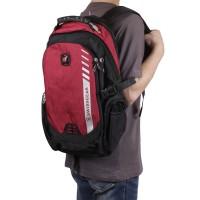Ортопедический рюкзак 7602-red