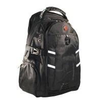 Ортопедический рюкзак 7651-black