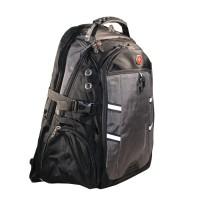 Ортопедический рюкзак 7651-gray