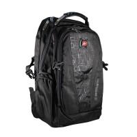 Ортопедический рюкзак 7653-black