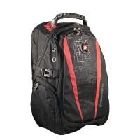 Ортопедический рюкзак 7653-red