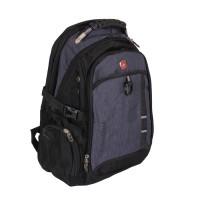 Ортопедический рюкзак 7659-blue