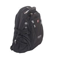 Ортопедический рюкзак 9371-black